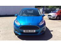 2016 Ford Fiesta 1.0 EcoBoost Zetec 3dr Manual Petrol Hatchback
