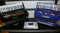 ANDERSONS ACCORDION NEW ARRIVALS