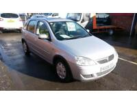 VAUXHALL CORSA 1.2 5 DOOR JUST HAD TIMING CHAIN KIT AND SERVICE VERY CLEAN 06