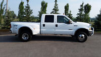 2003 Ford F-350 Lariat Super Duty   Dually