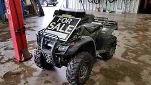 2004 Honda Fourtrax