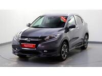 2015 Honda HR-V 1.5 i-VTEC EX (s/s) Petrol grey Automatic