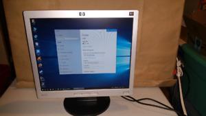 LCD PC monitor (computer, vga)