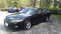 2000 Toyota Solara Coupe (2 door) SAFETIED & E-TESTED