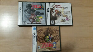 3 Nintendo ds games '''''' Like new condition''''''