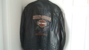 harley davidson leather jacket for sale,