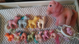 Pouliches / My little pony G1