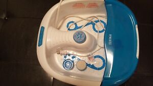 Foot Soaker/Massager (Used 3 times)