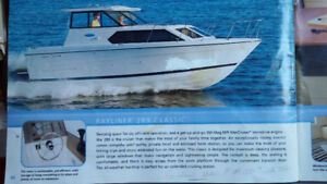 BAYLINER BOAT AND TRAILER FOR SALE