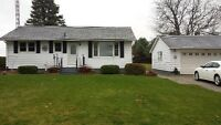 Beautiful newly renovated 3 bedroom two acre house!