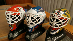 McDonald's NHL Hockey Masque Gardien Patrick Roy