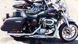 Sportster Touring Superlow