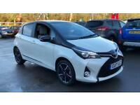 2017 Toyota Yaris 1.33 VVT-i Design 5dr Manual Petrol Hatchback