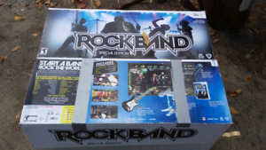 Two Rockband games