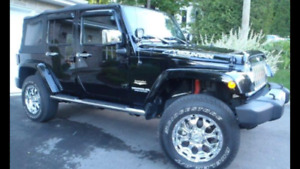Jeep Wangler Unlimited 2012