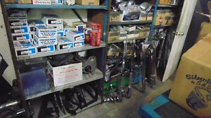 HUGE SELECTION OF USED PARTS FOR HARLEY AND ENGLISH MOTORCYCLES London Ontario image 7