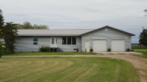Acreage for Sale close to Nipawin.