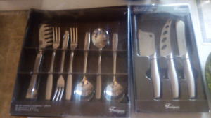 Knife set / cheese cutting set