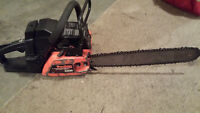 POULAN 49CC CHAINSAW