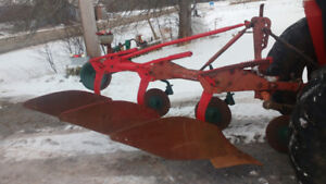 Kverneland plow for sale