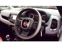 2014 Fiat 500L 1.4 Easy 5dr Manual Petrol Hatchback