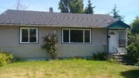 Cedar Hill/ UVIC  Home for Rent