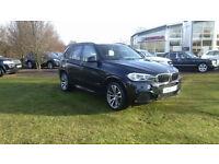 2014 BMW X5 3.0TD ( 258bhp ) 4X4 ( s/s ) Auto xDrive30d M Sport, 7 Seater