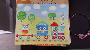 3 Childrens Canvases