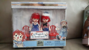 Collector dolls - never out of the box