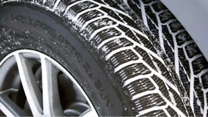 ISO winter tires 265 65 16