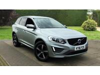 2016 Volvo XC60 D4 (190) R DESIGN Lux Nav AWD Automatic Diesel 4x4