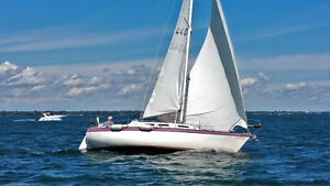 Canadian Sailcraft CS27