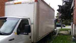 Ford Cube Van