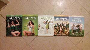 WEEDS SEASONS 1-5