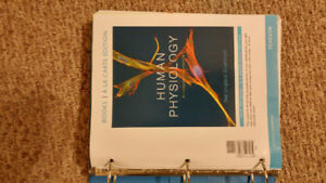 Human Physiology Textbook (PHYL 1010X/1010Y at Dal)
