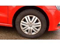 2014 Volkswagen Polo 1.0 S 5dr Manual Petrol Hatchback