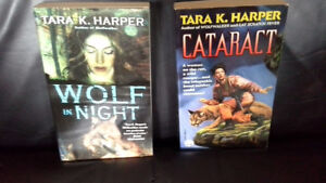 2 suspense/supernatural thriller books by Tara K Harper