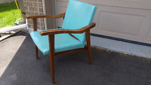 Awesome, retro, mid century lounge arm chair