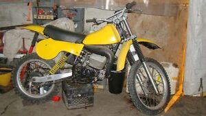 1979 RM125 Suzuki
