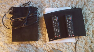 2 samsung dvd players for sale