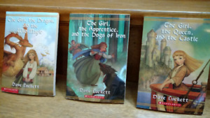 3 Rhianna Series chapter books by Dave Luckett