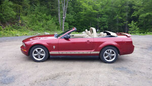 2006 Ford Mustang décapotable