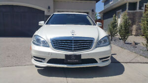 2011 Mercedes-Benz AMG 4Matic S-Class Sedan
