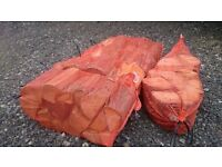 Get ready for Christmas 3X large netted Logs £10
