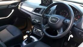 2014 Audi Q3 2.0 TDI (177) SE 5dr Manual Diesel Estate