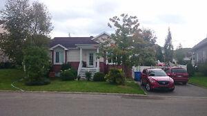 maison de plein pied  28 x 38 dans un  très beau cartier