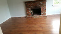 Large very bright room available sept 1st