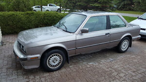 BMW E30 325E 1987, Good Overall condition. 2 owner