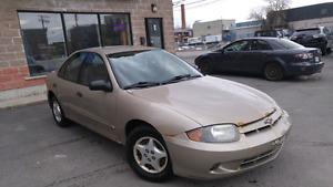 Chevrolet Cavalier 2004 1000$