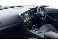 2014 Kia Optima 1.7 CRDi 3 Saloon Auto with Pa Automatic Diesel Saloon